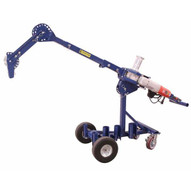 Current Tools 66 High Speed 6000lb Cable Puller W Mobile Cart-1