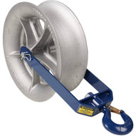 Current Tools 836 36inch Heavy Duty Hook Type Cable Sheave