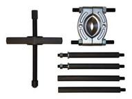 CalVan Tools 501 7-ton Bar Type Puller Bearing Separator Set-1