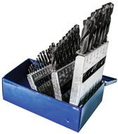 Century Drill & Tool 24929 29 Piece Black Oxide Drill Bitset-1