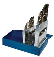 Century Drill & Tool 26115 15 Piece Prograde Cobalt Drillindex Sets-1