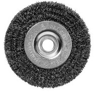 Century Drill & Tool 76851 5 X 1258 Coarse Benchgrinder .0118 Wire Wheel-1