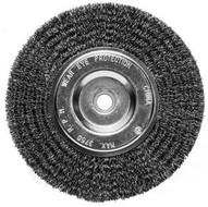 Century Drill & Tool 76863 6 X 1258 Fine Benchgrinder .0008 Wire Wheel-1