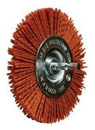 Century Drill & Tool 77431 3 Coarse Nylon Wheel Hexshank-1
