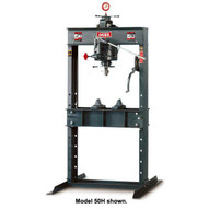 Dake 25h 25-ton Hand Hydraulic Press-1
