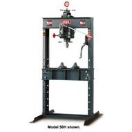 Dake 50h 50-ton Hand Hydraulic Press-1