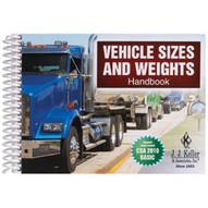J.J. Keller 520H Vehicle Sizes And Weights Handbook-1