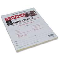 J.J. Keller 764LD 2-in-1 Driver's Daily Log Book With Recap & Detailed Dvir Carbonless Canadian-1