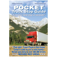 Roadlife Publications 788 The Pocket Truck Stop Guide (r)-1
