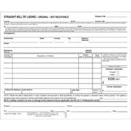 J.J. Keller 8MP Straight Bills Of Lading - Short Form - Retail Packaging-1