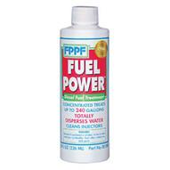FPPF 90099 237ml (8oz.) Fuel Power Diesel Fuel Treatment Canadian (24 Case)-1