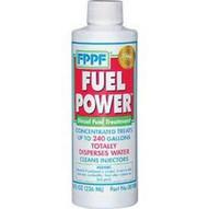 FPPF 90100 8oz. Fuel Power Diesel Fuel Treatment (24 Case)