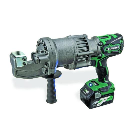 Benner Nawman DCC-2036BHL #6 (20mm) Cordless Rebar Cutter-1