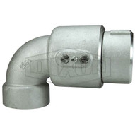 Dixon Valve 330FXFAL00000 3 Style 30 Fxf Alum O'ring Swivel Joint-1