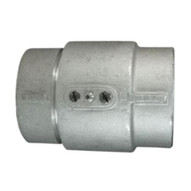 Dixon Valve 420FXFAL00000 4in Style 20, Fxf, Alum Oring Swivel Joint