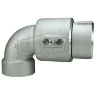 Dixon Valve 430FXFAL00000 4 Style 30 Fxf Alum O'ring Swivel Joint-1