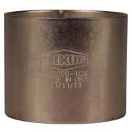 Dixon Valve CSS400-6CS 4 Cs Short Crimp Sleeve 4.625 Id 4-3364 To 4-3664 Od-1