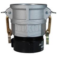 Dixon Valve G250-D-ALNST 2 12 Global Alum Female Coupler X Fnst With Brass Handles-1