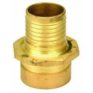 Dixon Valve G5252 2-12 Brass Grooved 520-g Coupling 520-g-1