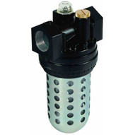 Dixon Valve L50-0CA 2 Heavy Duty Lubricator Transparent 26oz Bowl Wguard-1