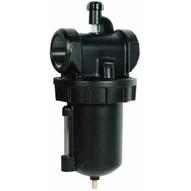 Dixon Valve L606-12W 1-12 Standard Lubricator Zinc Bowl Wsight Glass-1