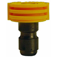 Dixon Valve MSP400 14 Strght-thru Plug Inlet0� Angle #4 Red Quick Connect Nozzle-1