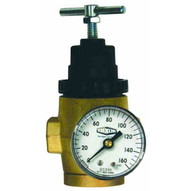 Dixon Valve R43-301RG 38 Series 1 Water Regulator W Gauge T-handle-1