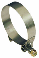 Dixon Valve TBC400 Stainless Steel T-bolt Clamp 4 Id Hose Od 3.766 To 4.062-1