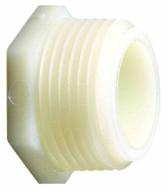 Dixon Valve TPX10 1 1 4 Npt Tufflite Hex Head Plug-1