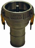 Dixon Valve VR4040CS-AL 4 Alum Coupler Wpoppet & Probe X 4 Hose Shank For Loading Rack-1