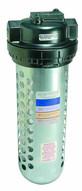 Dixon Valve X03-02 14 Manual In-line Desiccant Dryer Transparent Bowl Wguard-1