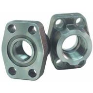 Dixon Valve c6244k2424npt 1 12 Carbon Stl Code 62 Nptf Thrd Hydraulic 4-bolt Flange O-ring-1