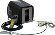 Dutton-Lainson SA12015AC 120 Volt Electric Winch W Remote 4000 LB Cap 50 FT Cable No Clutch-1