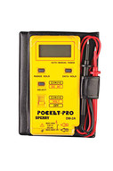 Sperry Instruments DM2A Digital Multimeter Auto Ranging 4 Function 17 Range Tests Voltage 450v Acdc Resistance Continuity And Diode 1ea-1