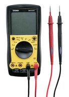 Sperry Instruments DM6450 Digital Multimeter Auto Ranging 9 Function 10 Range Tests 7501000v Acdc 10a Current Resist Diode Cont 1 Ea-1
