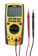 Sperry Instruments DM6650T True Rms Digital Multimeter Auto Ranging 10 Funct 10 Range 7501000v Acdc 10a Current Resist Diode Cont Batt-1
