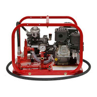 Rice Hydro DP-3B Hydrostatic Diaphragm Test Pump 11 GPM up to 550 PSI 5.5 HP Briggs & Stratton Motor-1