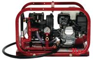 Rice Hydro DPH-3B Hydrostatic Diaphragm Test Pump 11 GPM up to 550 PSI 5.5 HP Honda Motor-1