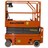 Ballymore DSL-32 Drivable 32' Scissor Lift-1