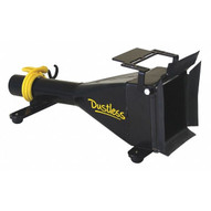 Dustless Technologies D1765 Dustbull & Universal Mounting Kit Dust Collector For Gas Powered Saws For Brick Cutting-2
