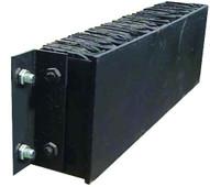 Durable Corp B5510-18-DS Dura-soft Bumper 5 12 Thick 10 X 18-2