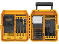 Dewalt-black And Decker Inc DW2583 65 Piece Bit And Drill Set-1