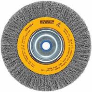 Dewalt-black And Decker Inc DW4904 6 Carbon Wire Bench Grinderwheel-1