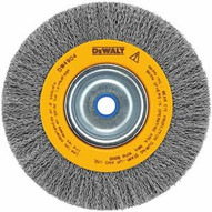 Dewalt-black And Decker Inc 4906 8 Carbon Wire Bench Grinderwheel-1