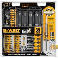 Dewalt-black And Decker Inc DWA2T35IR 35 Pc Impact Readyscrewdriving Set-1