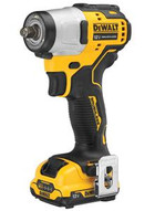 Dewalt-black And Decker Inc DCF902F2 12v Max Xtreme 38 Driveimpact Wrench Kit-1