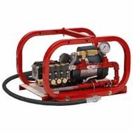 Rice Hydro EL-1 Electric Hydrostatic Test Pump 3 GPM 300 PSI-1