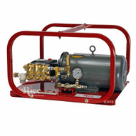 Rice Hydro EL-418 Electric Hydrostatic Test Pump 4 GPM 1800 PSI-1