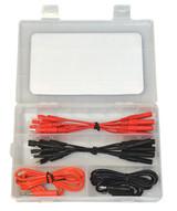 Electronic Specialties 1351 16 Pc. Spade Terminal Testconnector Kit-1