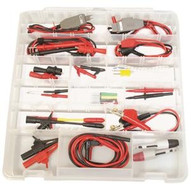 Electronic Specialties 801 Test Lead Service Center Pack-1